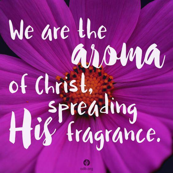 Aroma of Christ
