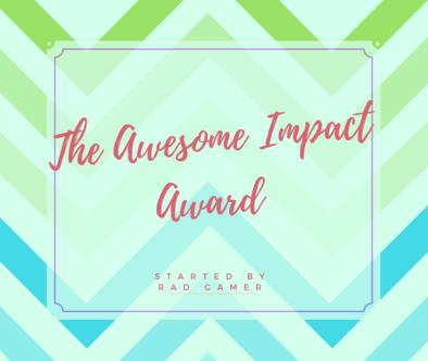 Awesome Impact Award
