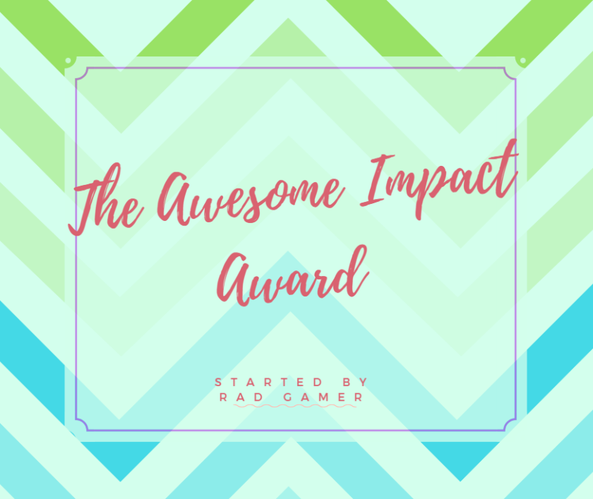 Awesome Impact Award