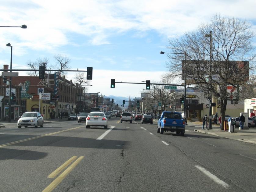 Colfax Ave