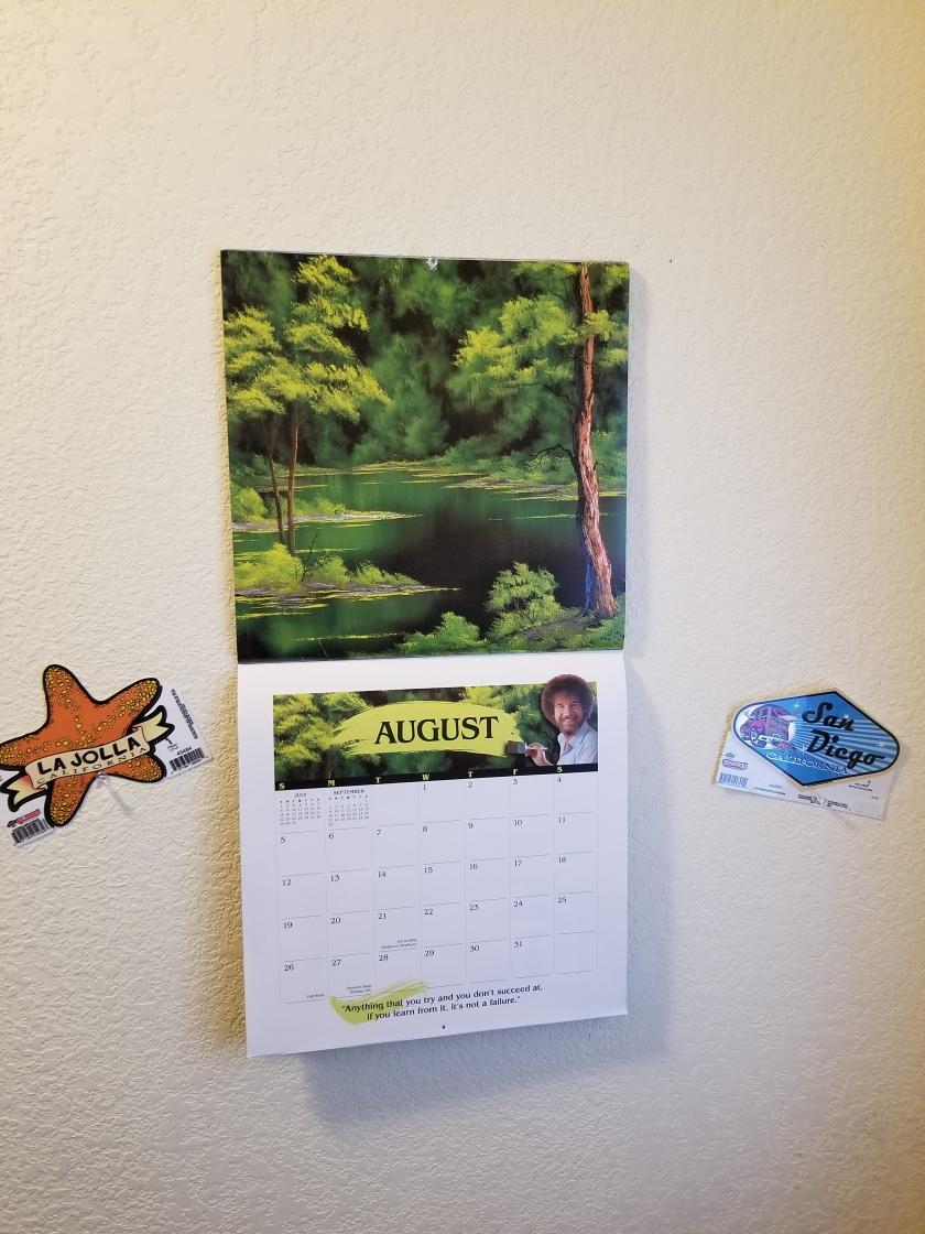Den calendar