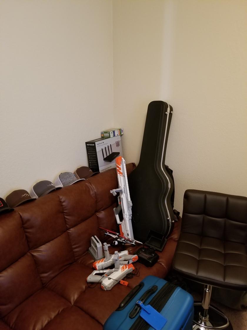 Den couch