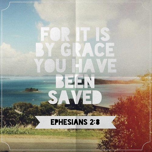 Ephesians 2 verse 8
