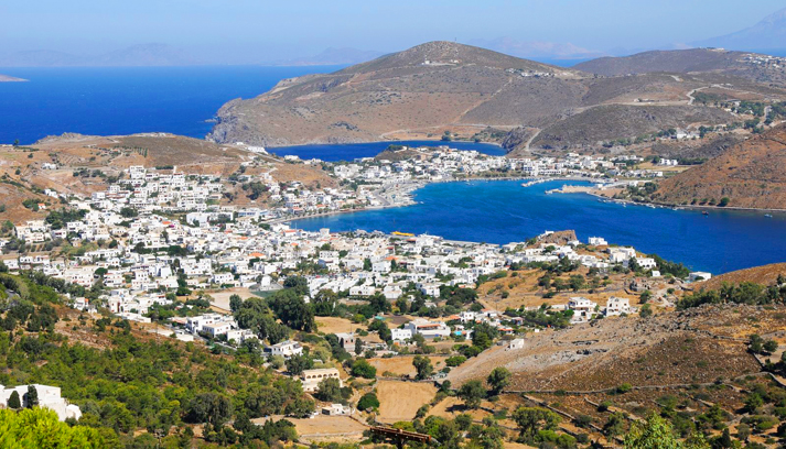 Island of Patmos, Greece