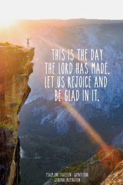 Psalm 118 v 24