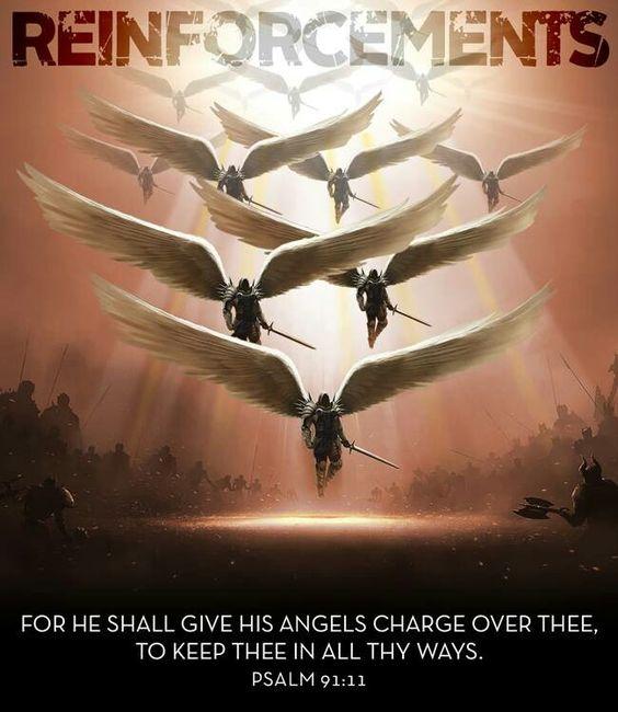 Psalm 91 v 11