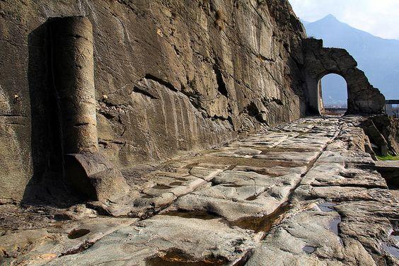 Roman Road to Gaul
