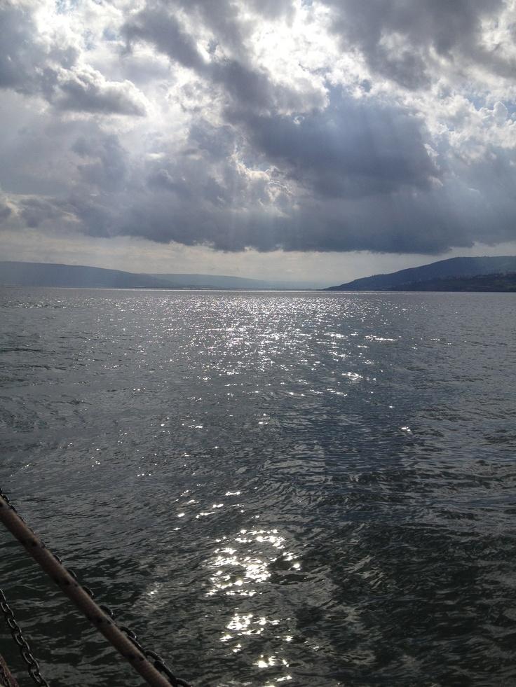 Sea of Galilee 2