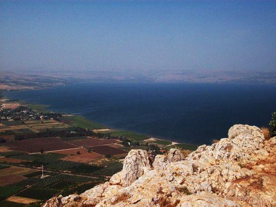 Sea of Galilee 8 Mount Tabor
