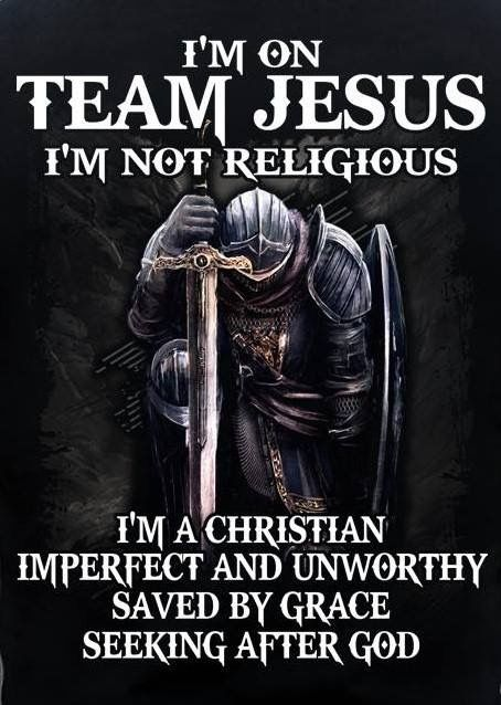Team Jesus Knight