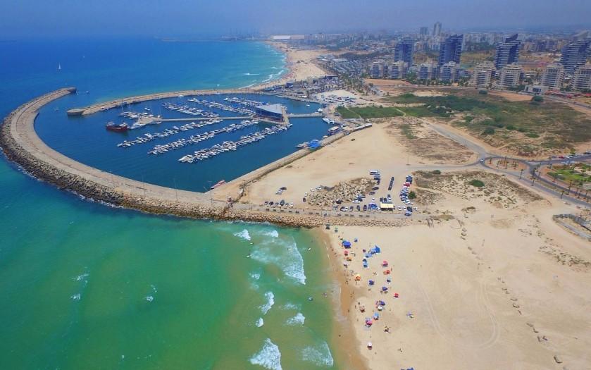 Ashdod, Israel Port