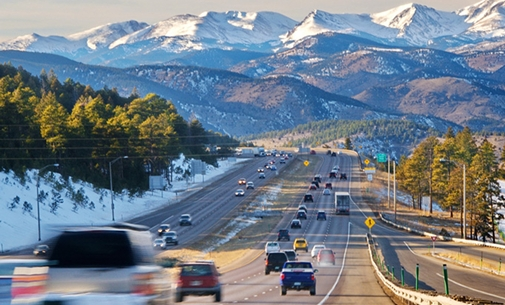 Colorado where I grew up