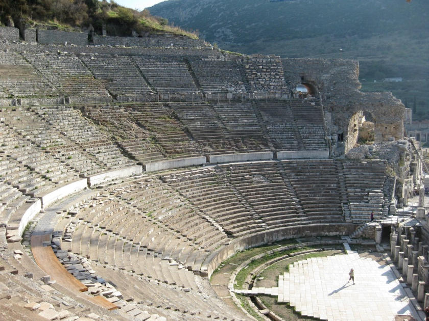Ephesus 4 theater 2