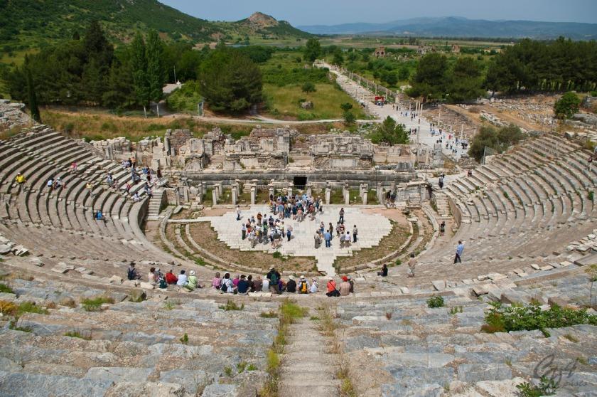 Ephesus 4 theater