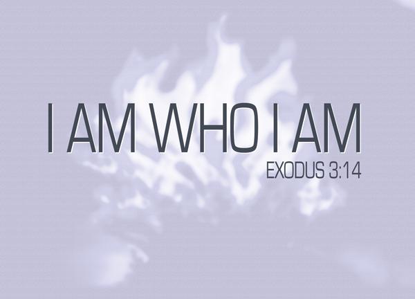 Exodus 3 v 14 correct verse