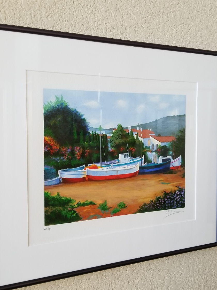 Gallery boats