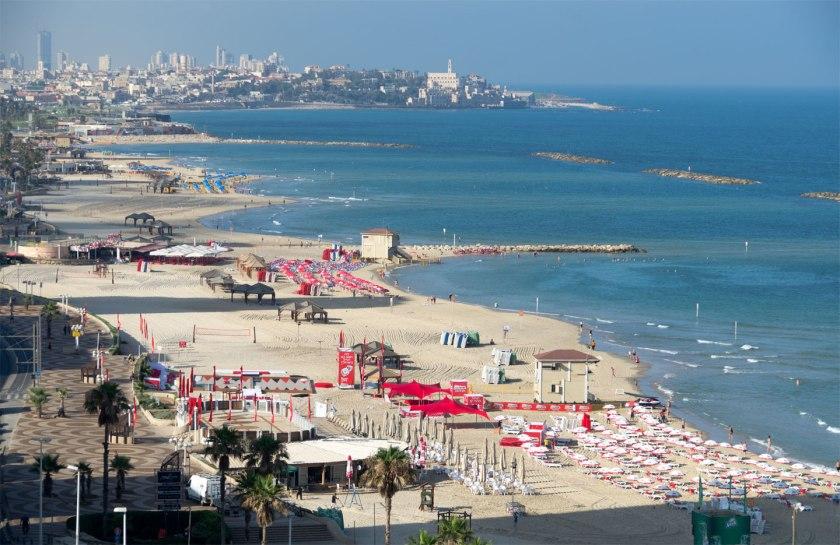 Jaffa, Israel coast