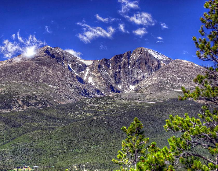 Long's Peak 2