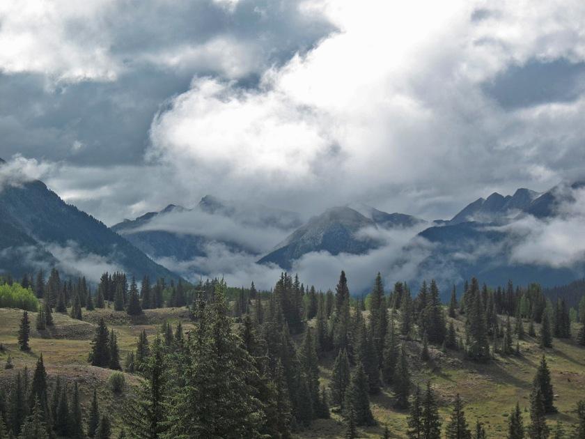 Rocky Mountain rain 2