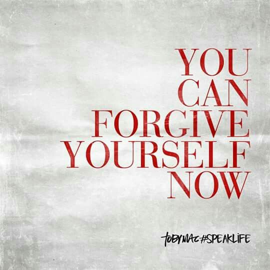 TobyMac forgiveness quote