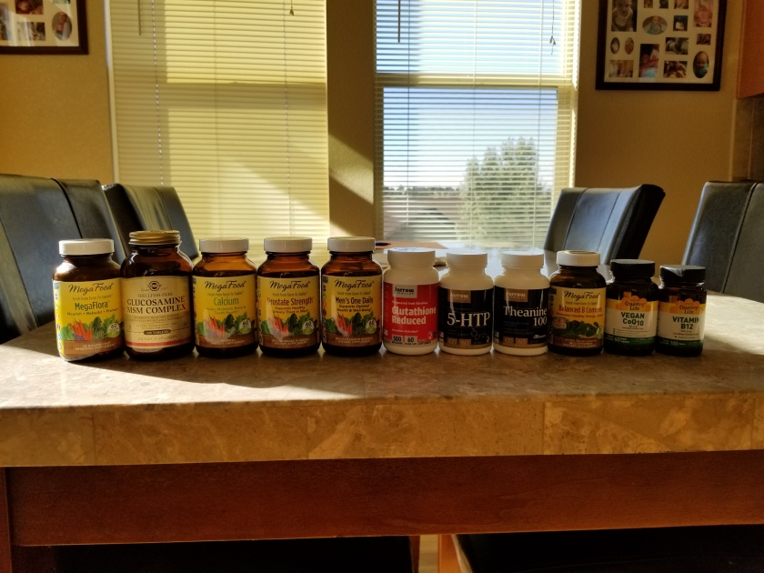 Vitamin line up