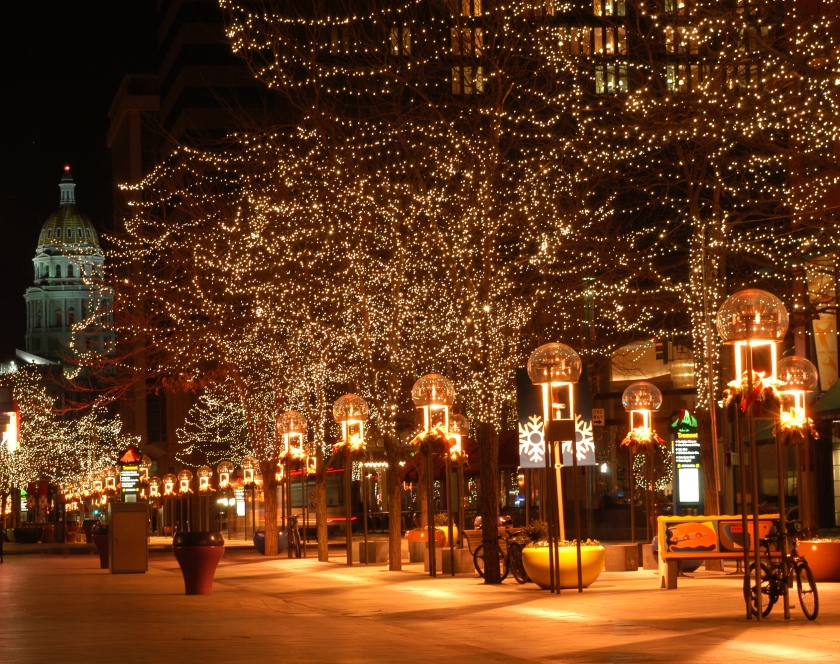 16th Street Mall Christmas