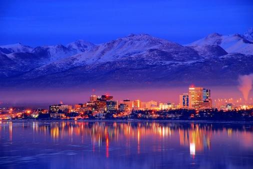 Anchorage pretty