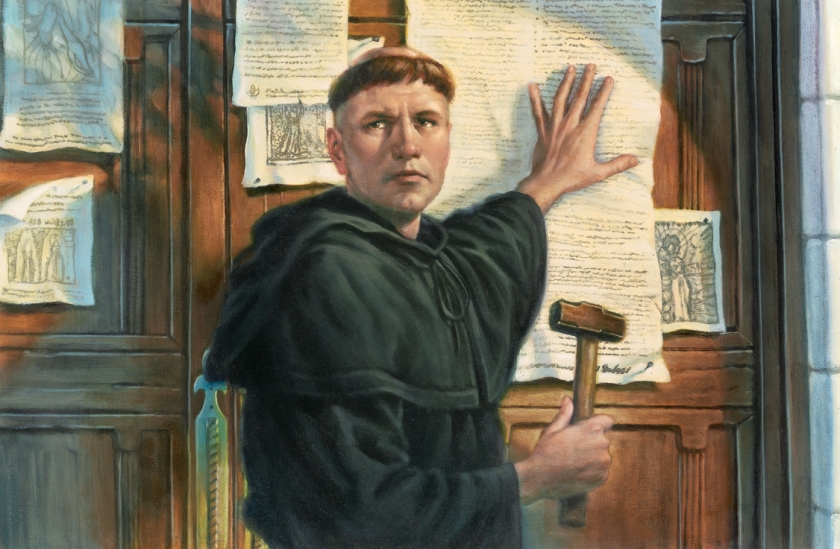 Martin Luther 1517