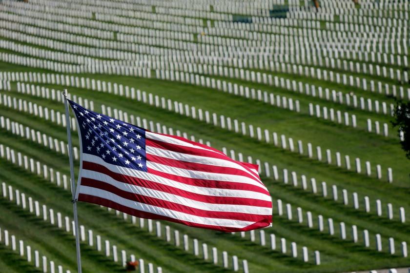 Veterans Day   (AP)
