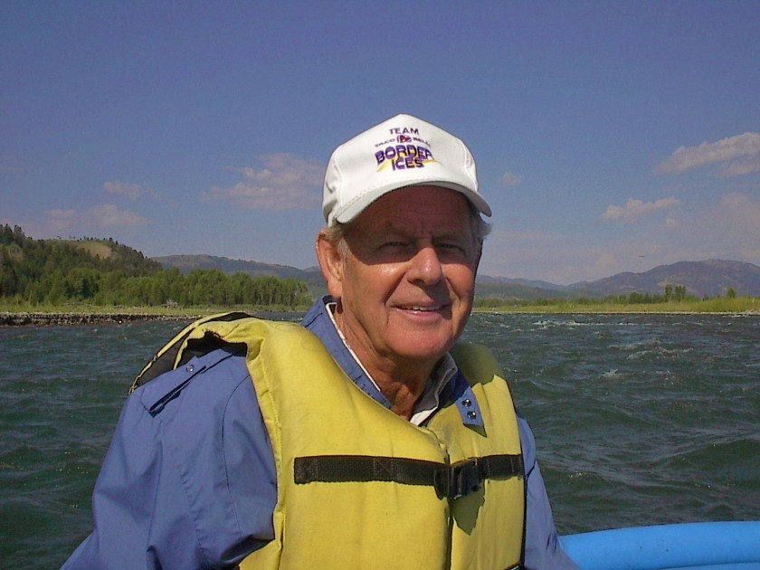 Grandpa river