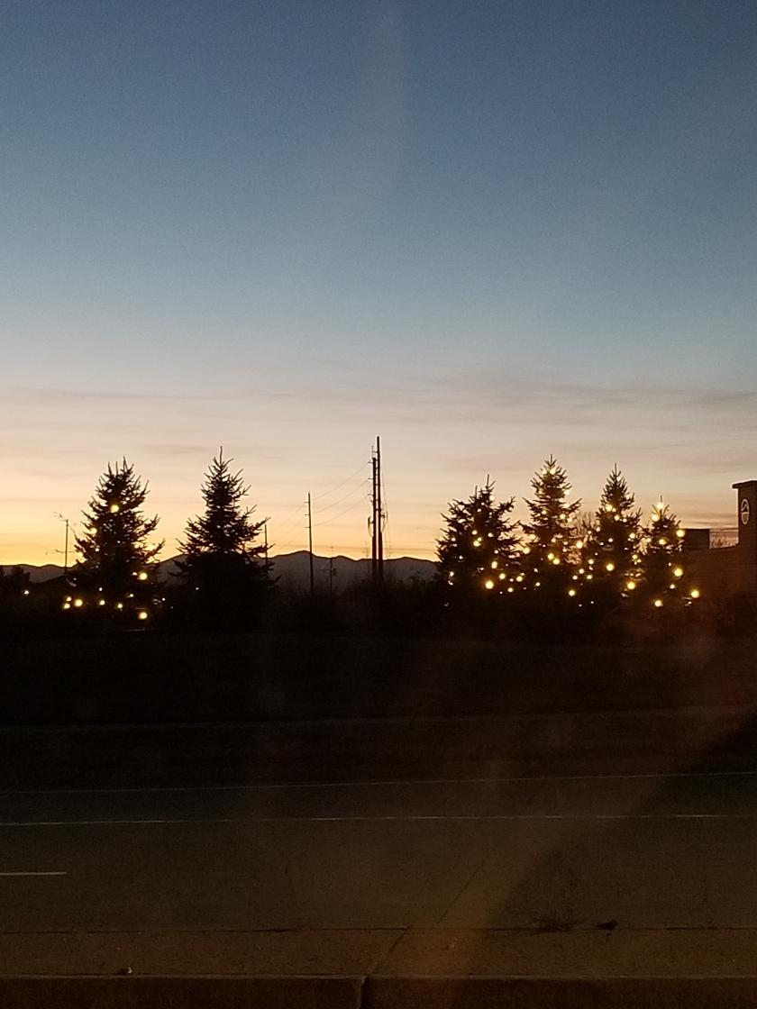 Sunset 12-13-18