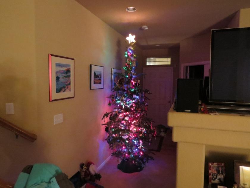 Christmas tree 18 camera
