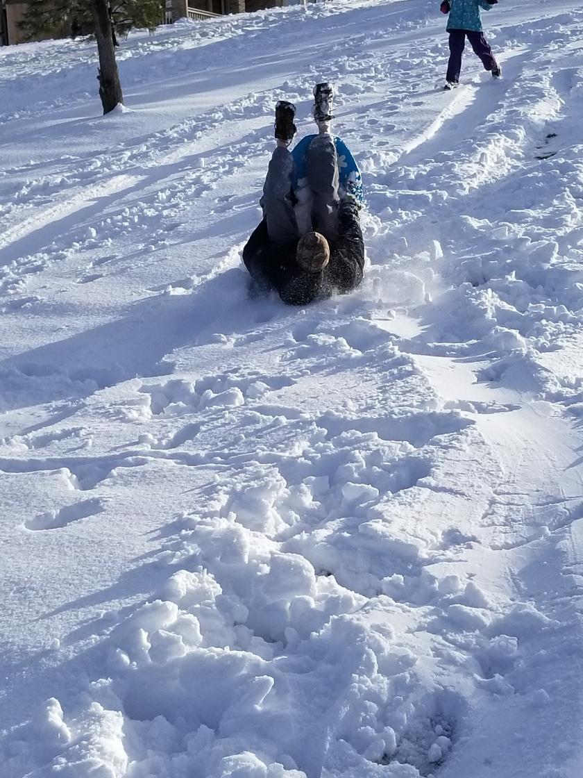 sledding 10