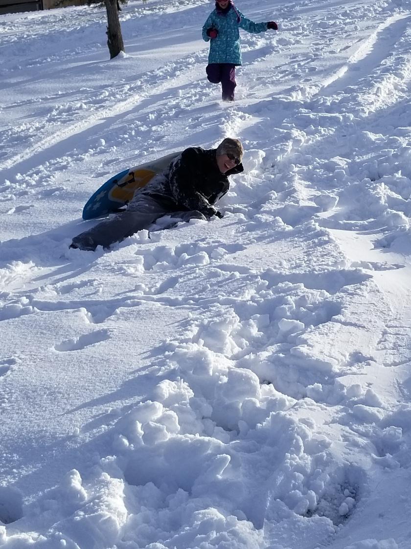 sledding 11