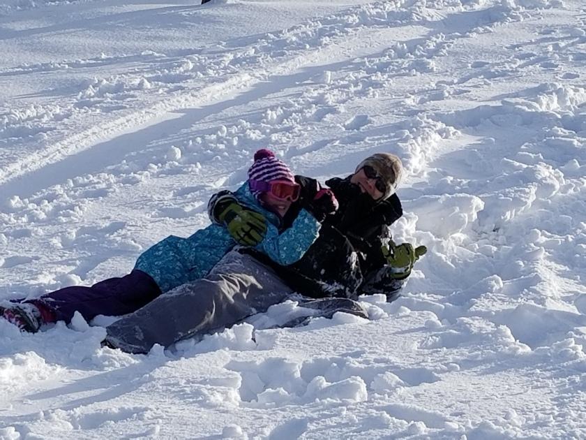 sledding 13