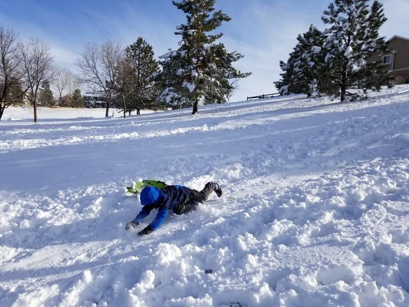 sledding 6