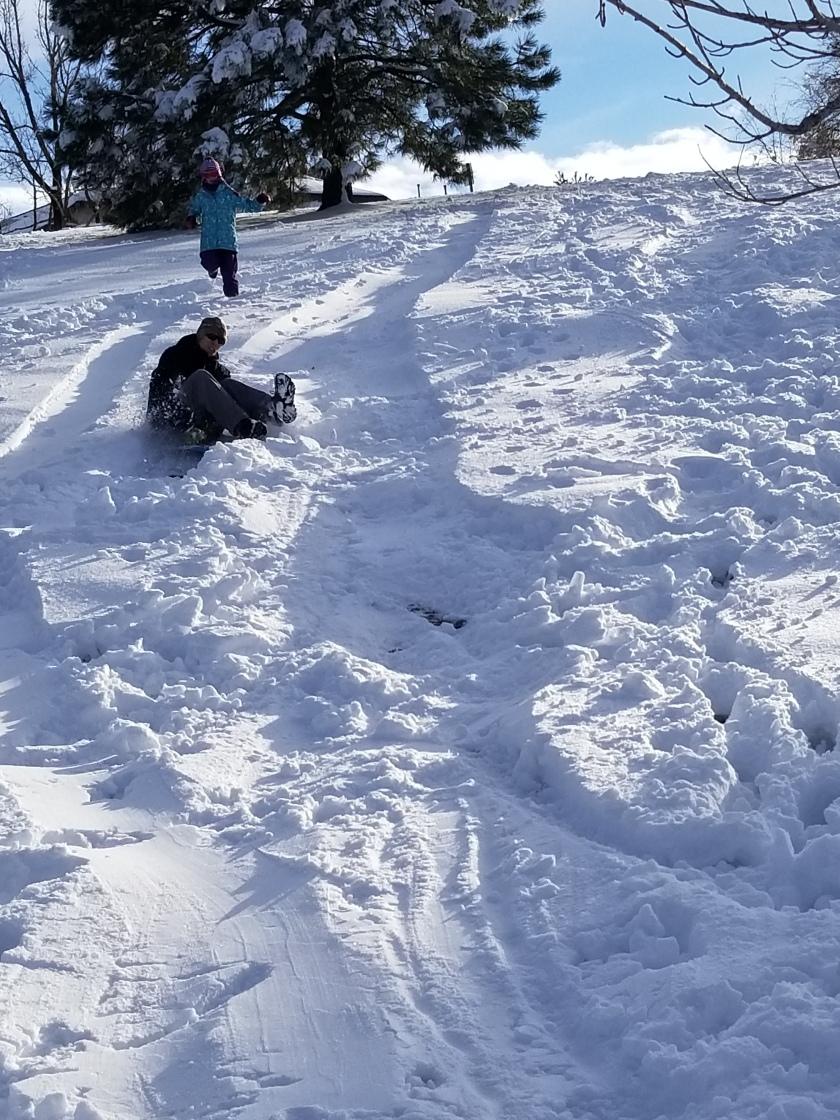 sledding 9