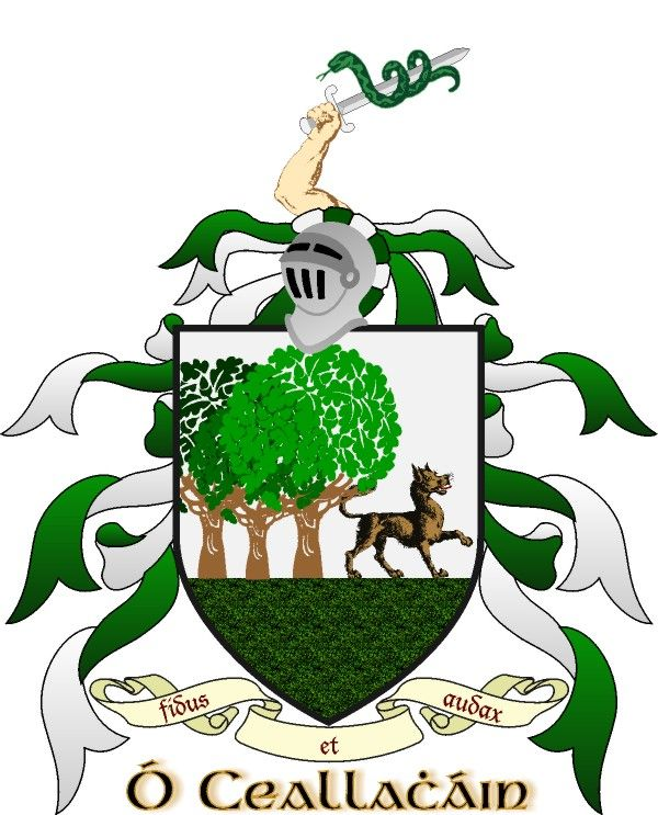 Callahan coat of arms