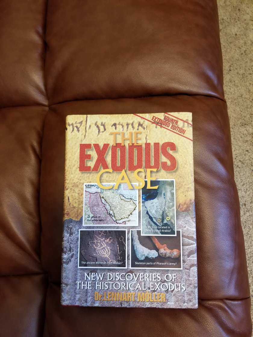 The Exodus Case cover