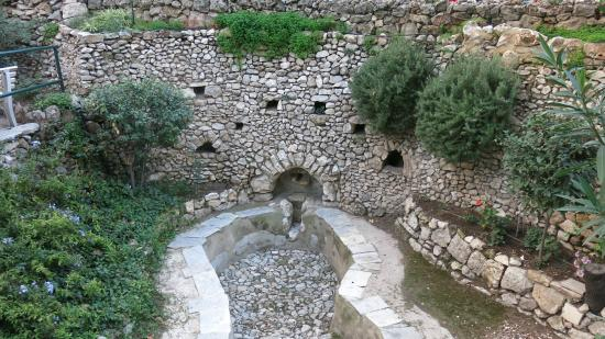 Garden Tomb winepress