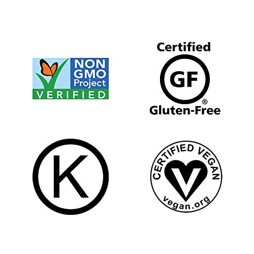 Certified GF and non GMO