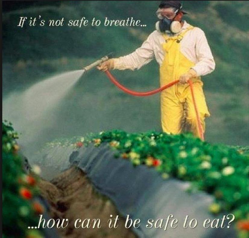 GMO spray