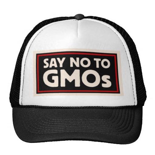 No GMO hat