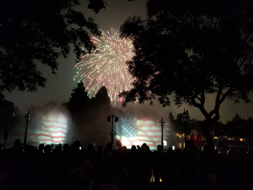 Cali Disneyland 4th of July (2)