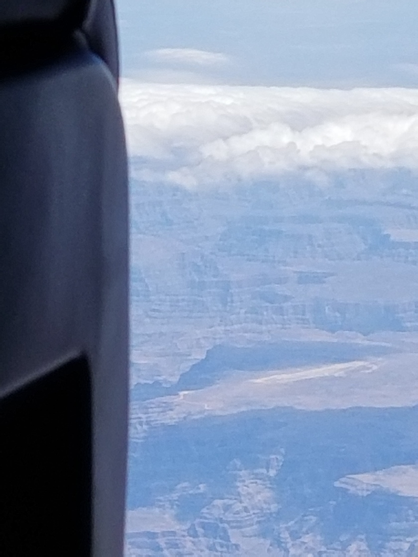Cali Grand Canyon coming home