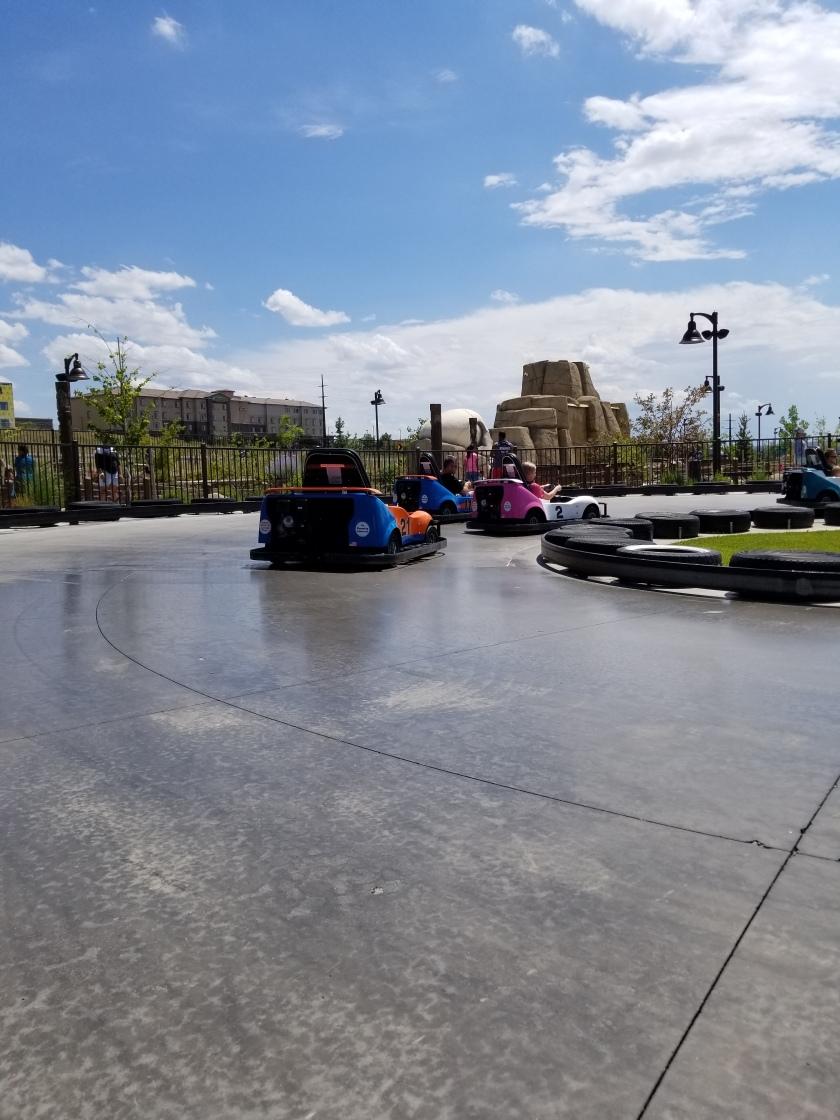 Ryan Go Kart 2
