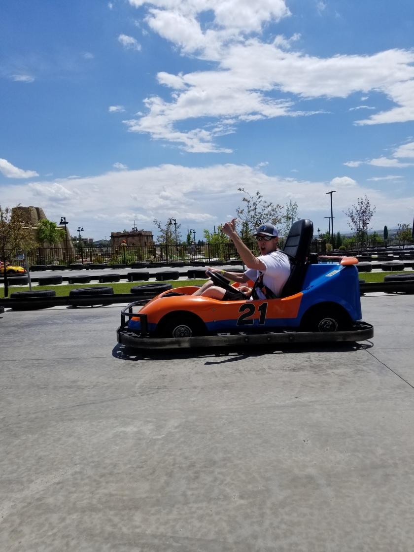 Ryan Go Kart
