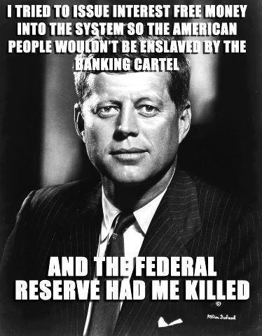JFK fed reserve