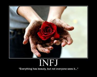 INFJ beauty
