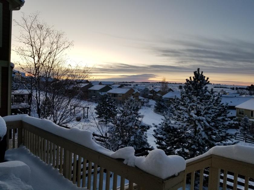 Sunrise 11-27-19